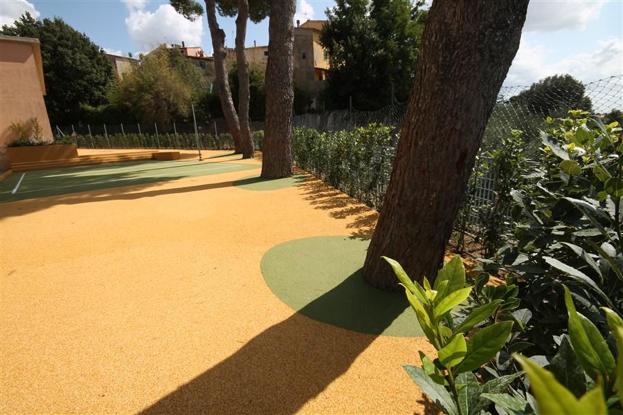 Realizzazione spazio ludico scuola primaria di Lorenzana